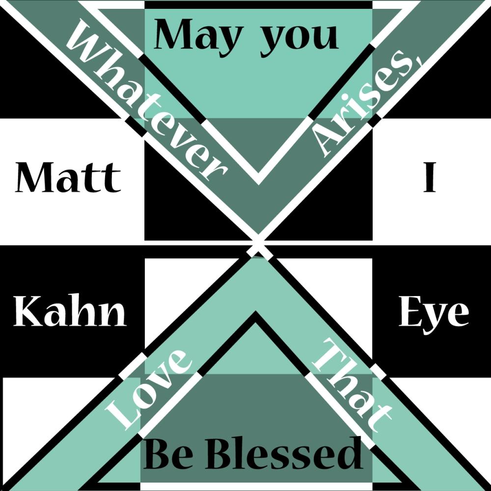 Matt Kahn: Offer expanded
