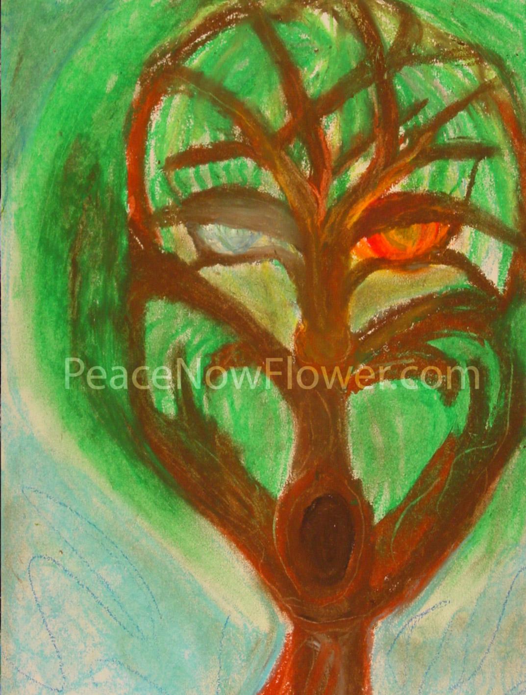 watermark_tree_face