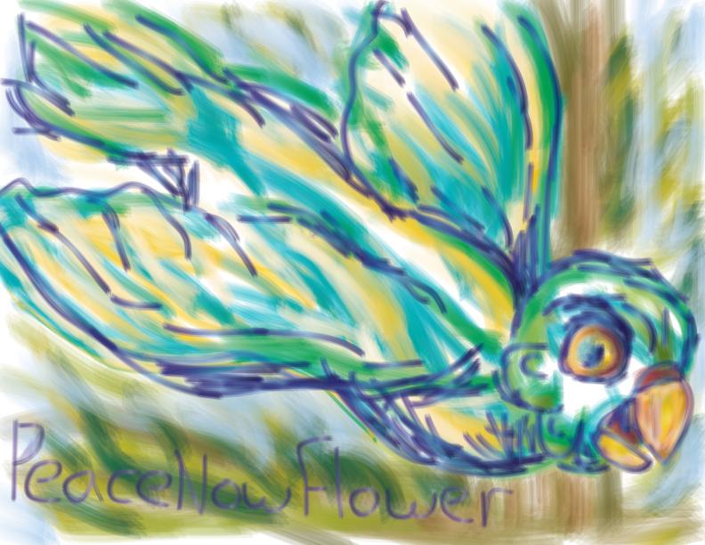 parrot_flying